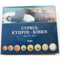25. Набор монет Кипра 2008 год
