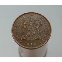 1 цент 1989 ЮАР (Южная Африка)