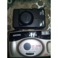 Фотоаппараты 3 шт разные
