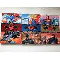 Супермен. Бэтмен. Вся серия (3 книги)