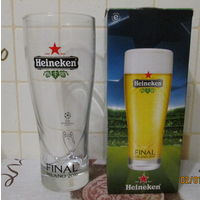 Бокал для пива Heineken 0.25л. в сувенирной упаковке