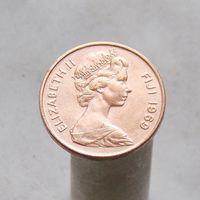 Фиджи 2 цента 1969