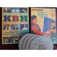 7 дисков КВН (одним лотом)