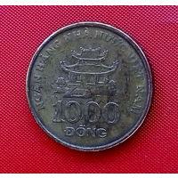 39-12 Вьетнам, 1000 донг 2003 г.