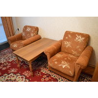 Мягкий угол (два кресла + столик)
