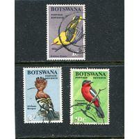 Ботсвана. Птицы, из вып.1967