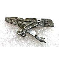 Знак L.O.P.P. (Польская лига воздушной и противогазовой обороны). Период 1923-1939.