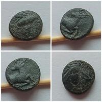 Иония Эфес Пчела/Олень, редкая монета, 390-325 гг. до н.э. Отличное состояние, для неё!!!
