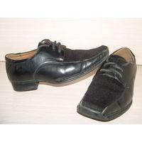 Туфли фирменные Барракуда 29 р. Натуральная кожа. Недорого!