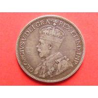 25 центов 1918 года