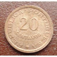 7359: 20 сентаво 1974 Мозамбик