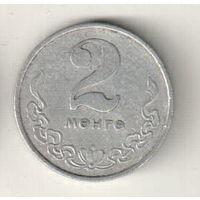 Монголия 2 мунгу 1970
