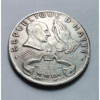 Гаити 50 гурдов 1975 год