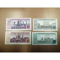 1964 20-летие ПНР (Польша) 4 марки