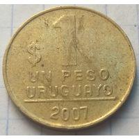 Уругвай 1 песо, 2007       ( 6-1-3 )
