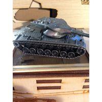 Модель танка Т-34 металлическая