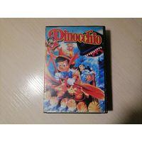 Катридж для Sega Пиноккио