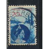 Нидерланды 1931 Вып Индустрия Вильгельмина Промсооружения Стандарт #242A