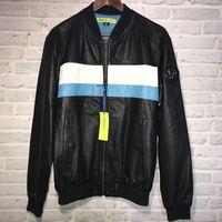 Новая кожаная куртка Versace, стоила 500$!