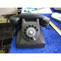 Телефон LM Ericsson карболитовый, 1966 г.
