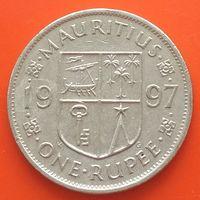 1 рупия 1997 МАВРИКИЙ