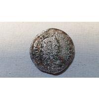 Пруссия. 6 грошей 1686. Фальшивые.