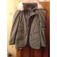 Куртка - парка N-3B оригинал армии США