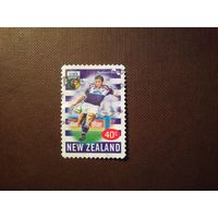 Новая Зеландия .Футбол.