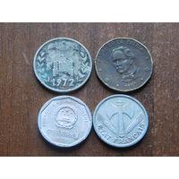Четыре монеты ..38