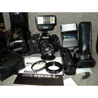 Фотоаппарат RICOH XR-S с объективом XR RIKENON 1:1.4