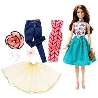 Кукла Барби Barbie Mix and match