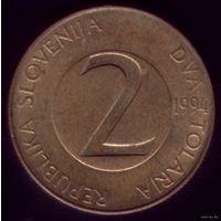 2 Толара 1994 год Словения