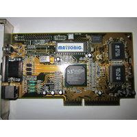 Видеокарта S3 Virge GX2 AGP 4mb/1997 год