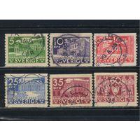 Швеция 1935 500 лет Риксдагу Полная #221-6