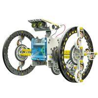 Робот Конструктор 14 в 1 SOLAR, Солнечная Батарея