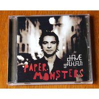 "Dave Gahan ""Paper Monsters"" (Audio CD)"