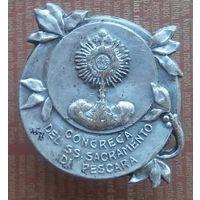 Знак члена католического ордена Конгрегации Святого Духа.
