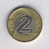 Польша, 2 злотых 1995 г.