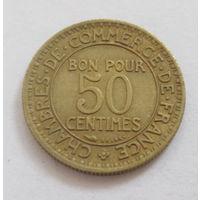 Франция 50 сантимов 1927