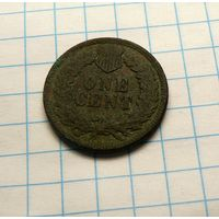 1 цент США. 1903
