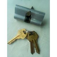 Сердцевинка замка с ключами