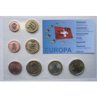Швейцария, набор, 2003, проба