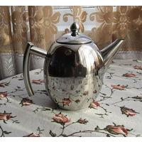 Заварочный чайник 1л с ситечком