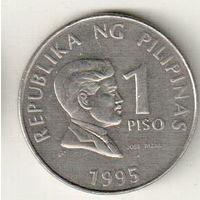 Филиппины 1 песо 1995