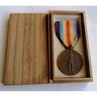 Япония. Союзническая медаль 1 Мировой войны 1914-1918 гг.