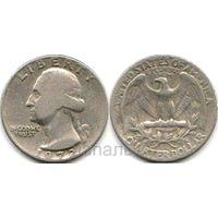 США quarter dollar 1972, 1981P на выбор