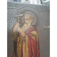 Икона Владимир. 19 век.