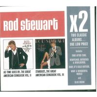 2CD-box Rod Stewart - x2 Two Classic Album (2012/12/18)