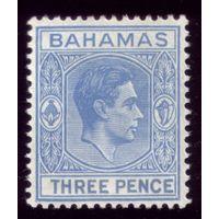 1 марка 1943 год Багамы 112