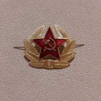 Кокарда СА СССР, краб